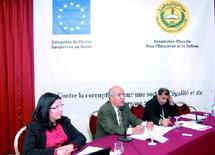 L'U.E. finance un nouveau projet de l'Association Chouala : 250.000 euros pour lutter contre la corruption