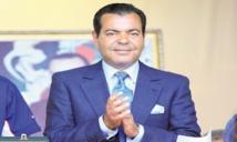 SAR le Prince Moulay Rachid élu nouveau président de la FRMG