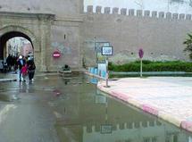 Quand il pleut, ça pue à Essaouira  : La ville des alizés assiégée par les eaux usées