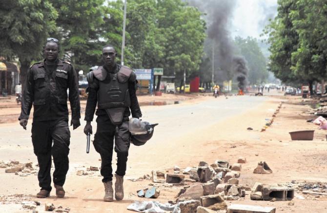 La situation sécuritaire en Afrique de l'ouest et au Sahel demeure une source de graves préoccupations