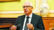Jiri Drahos, académicien anti-Zeman et candidat à la présidence tchèque