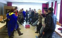 Après avoir débattu de l'égalité des chances : Les jeunes de Chouala font la fête en Allemagne