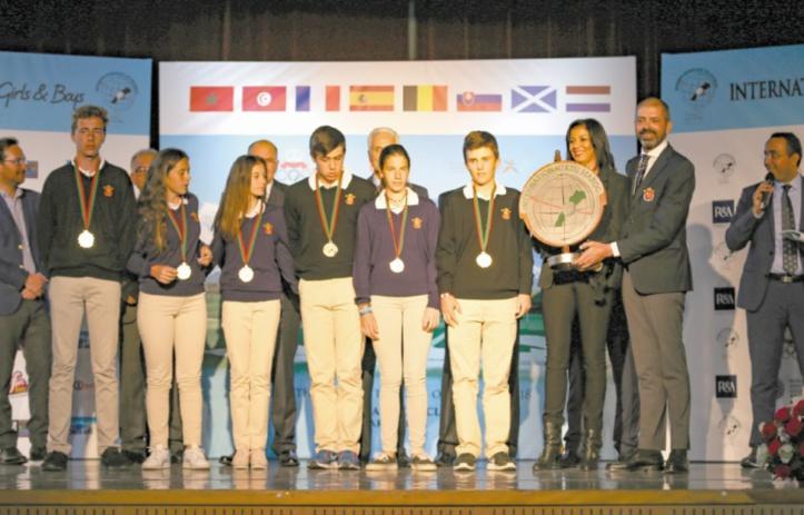 """L'Espagne remporte la première édition des Internationaux du Maroc de golf """"Girls and Boys"""""""