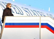 Relance des relations entre la Maison blanche et le Kremlin : Clinton à Moscou pour parler Proche-Orient et traité Start