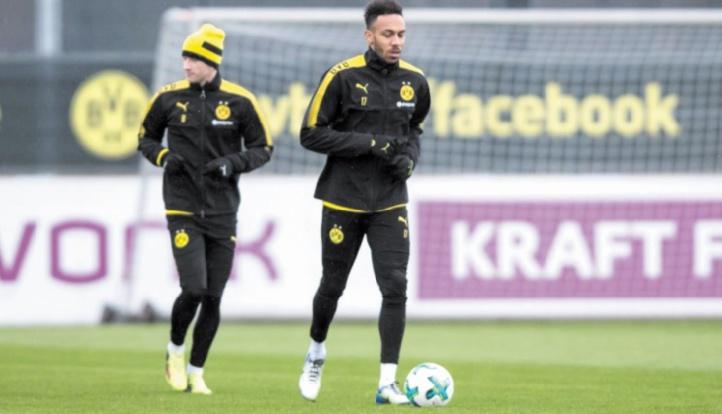 Dortmund et Aubameyang au bord de la rupture