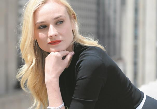 Diane Krüger : Aujourd'hui à Hollywood, les hommes ont peur