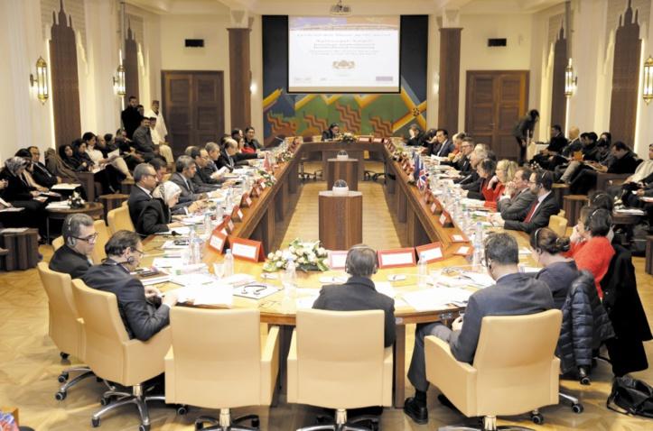 Le jumelage institutionnel Maroc-UE permet le partage des bonnes pratique avec les grandes démocraties