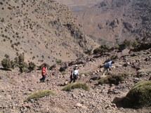 Organisée à l'occasion de la Journée internationale de la forêt :  Randonnée pédestre au Moyen Atlas
