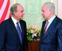 Le Quartette souhaite un accord de paix d'ici à 24 mois : George Mitchell au Proche-Orient dimanche