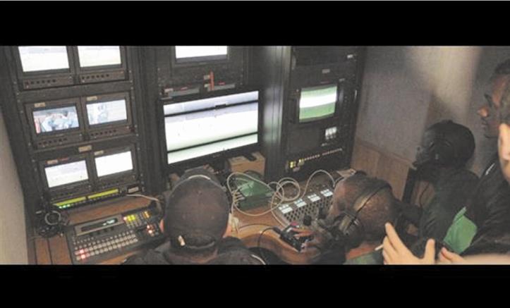 L'arbitrage vidéo en simulation à Casablanca