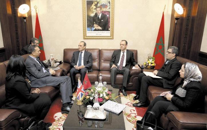 La Chambre des représentants et la WFD renforcent leurs relations