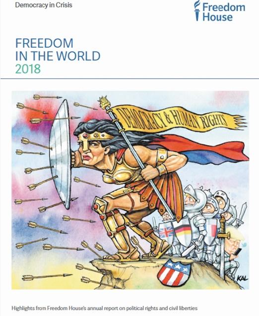 Le Maroc classé «partiellement libre» par Freedom House