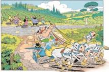 Astérix le Gaulois domine les meilleures ventes de livres