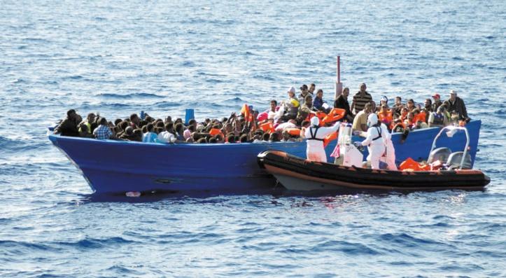 Les pateras reprennent du service avec leur lot de drames : 20 migrants irréguliers ont péri en mer entre le 1er et le 17 janvier