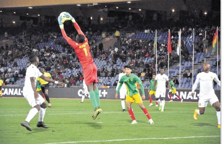 La Guinée surclasse la Mauritanie