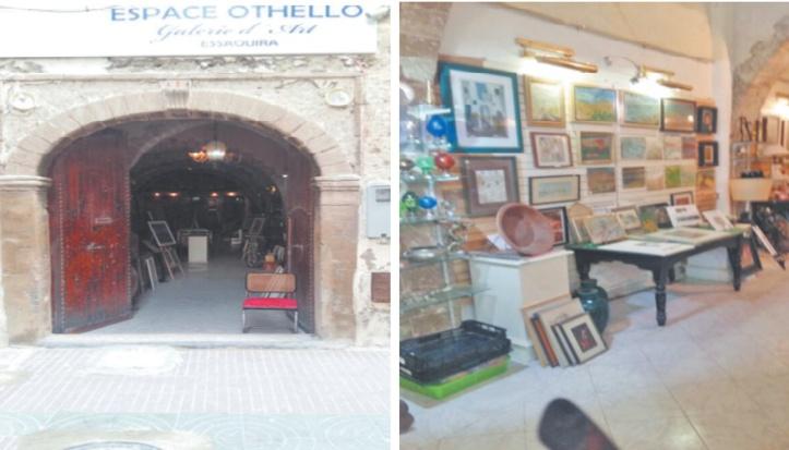 L'art pictural souffre en silence à Essaouira