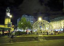 L'Earth Hour célébré dans la métropole : CasaNearshore plongé dans le noir