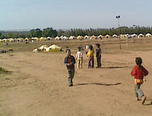 Les victimes des inondations du Gharb: Entre le marteau d'un campement de fortune et l'enclume d'un retour inquiétant