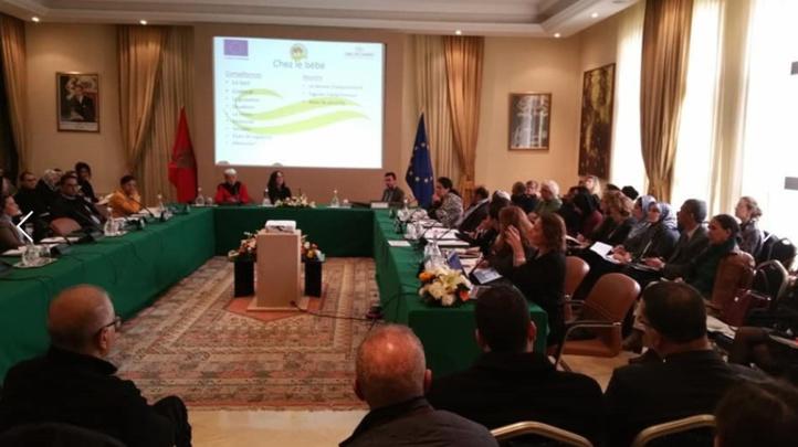 """Débat à l'Académie Royale à Rabat sur la loi de la kafala : """"Je revendique mes droits, pas la charité !"""""""