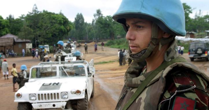 La contribution du Maroc aux opérations de maintien de la paix en Afrique