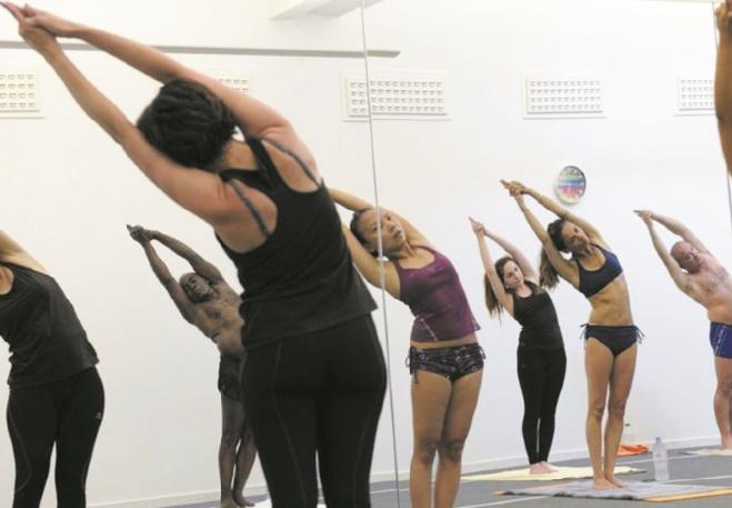 Le yoga Bikram n'est pas plus bénéfique que le yoga classique