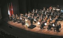 L'Orchestre philharmonique du Maghreb gratifie le public oujdi d'un concert de haute facture