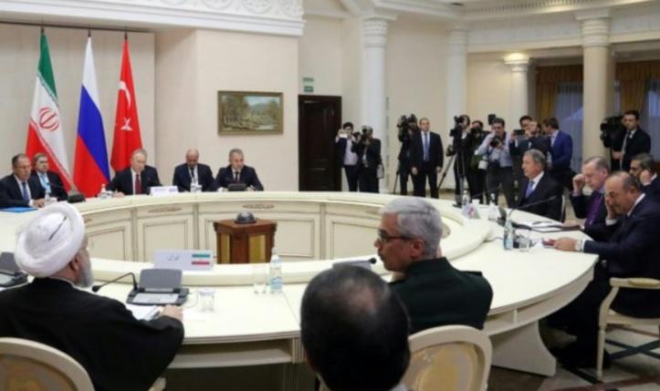Conférence mouvementée à Sotchi sur la paix en Syrie