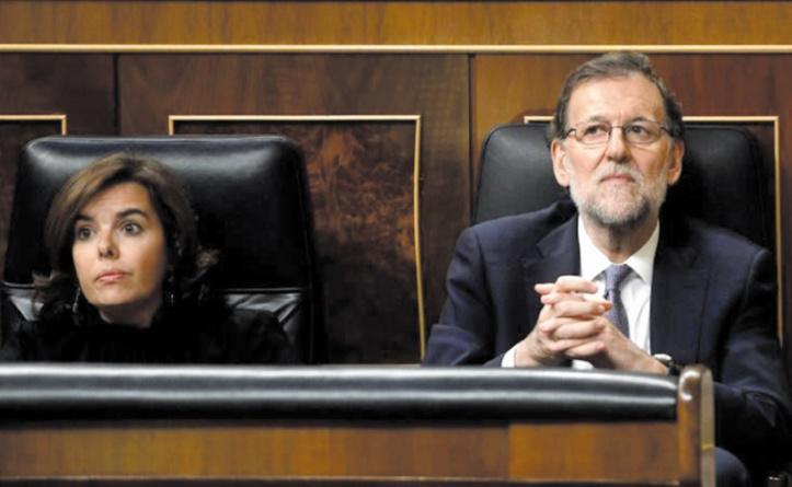 Madrid demande au Parlement catalan de proposer un autre candidat