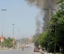 Un meeting du parti national Awami visé par les attaquants : Une quarantaine de morts dans un attentat au Pakistan
