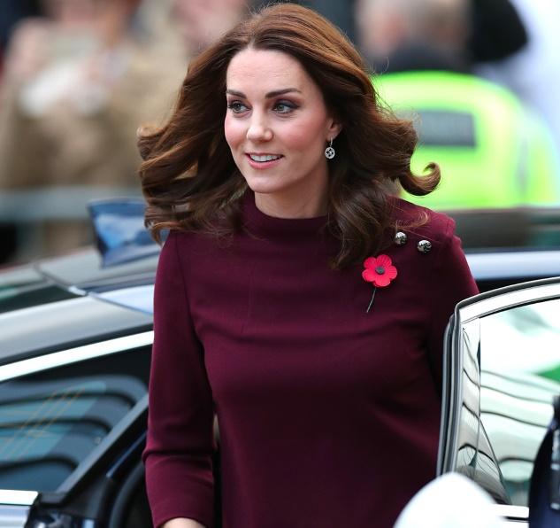 Le beau geste de Kate Middleton