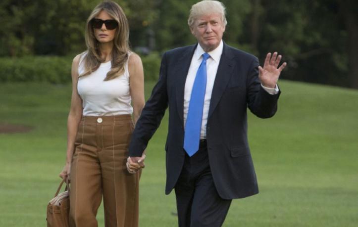 Melania Trump en veut à Donald Trump