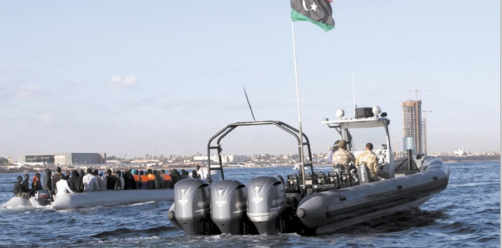 90 migrants portés disparus dans un naufrage près des côtes libyennes