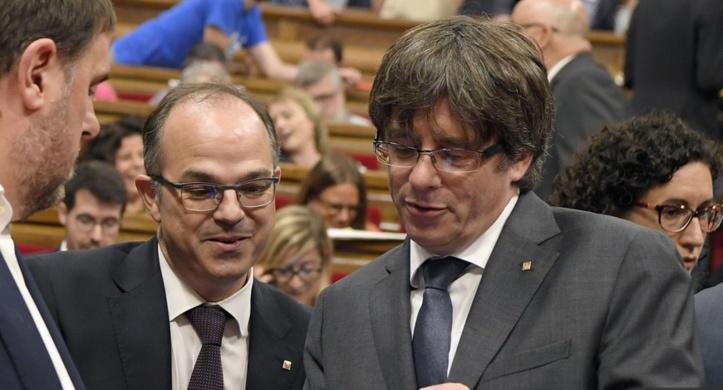 """Puigdemont pourrait être un président """"symbolique"""" selon son ex-numéro deux"""