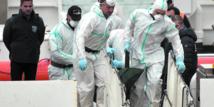 Seize cadavres de migrants repêchés  en mer entre le Maroc et l'Espagne