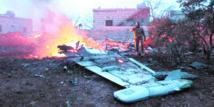 Un avion russe abattu par  un groupe jihadiste en Syrie