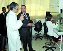 Faculté de médecine de Casablanca : SM le Roi inaugure le Centre de recherche et de formation en sciences de la santé