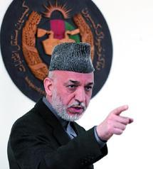 Washington exhorte le Président afghan à mieux lutter contre la corruption : La Maison Blanche met Hamid Karzaï en observation