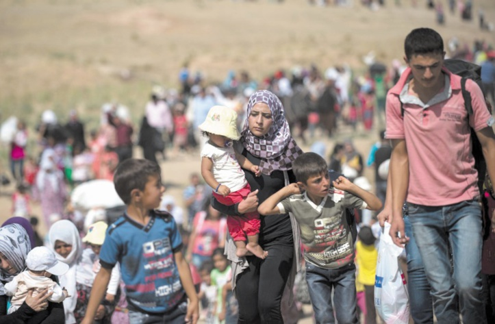 Des ONG mettent en garde contre un retour forcé des réfugiés syriens