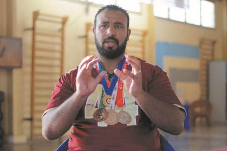 Champion de kung-fu cherche reconnaissance en Egypte