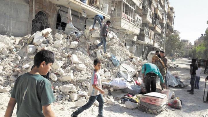 L'ONU réclame une trêve humanitaire d'un mois en Syrie