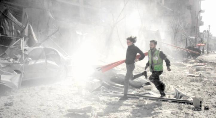 Plus de 100 membres des forces prorégime tués par la coalition en Syrie