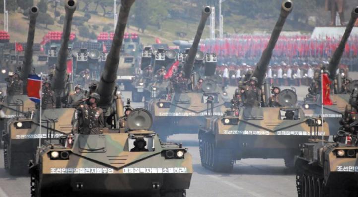 Pyongyang affirme être une puissance militaire de classe mondiale