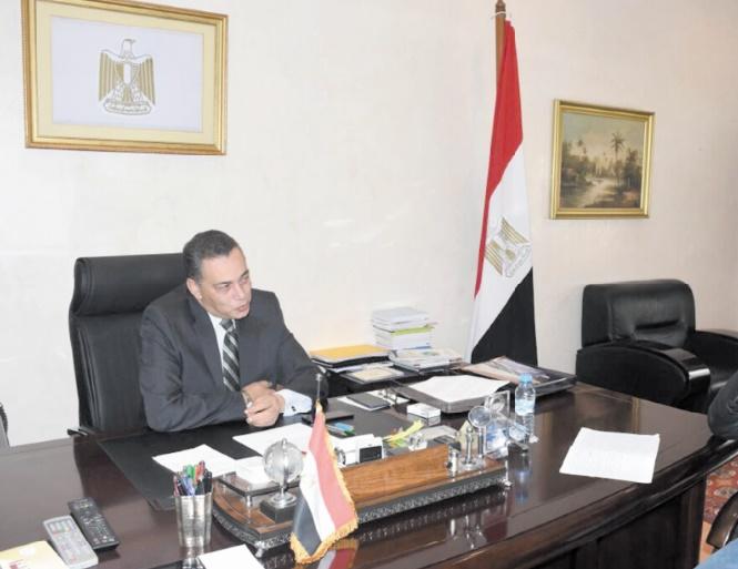 Entretien avec l'ambassadeur de l'Egypte au Maroc, Achraf Ibrahim