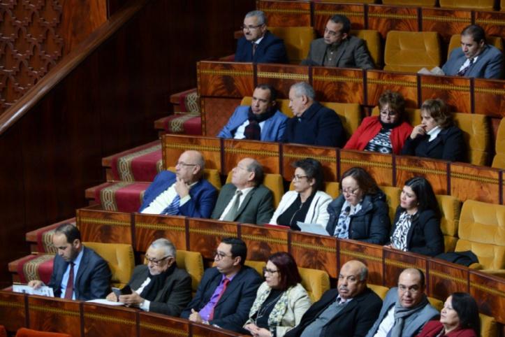 Habib El Malki met en exergue l'apport législatif de la première Chambre