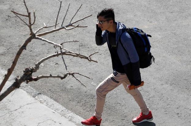 En Iran, une nouvelle génération de globe-trotteurs