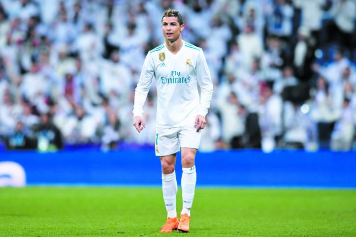 Ronaldo  et le Real fin prêts pour Paris