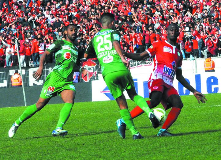 Le Raja et 'Badrbauer' s'offrent le Wydad et le 123ème derby