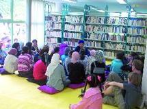 Le 1er salon du livre et de l'édition jeunesse à Meknès : La cigogne volubile s'envole
