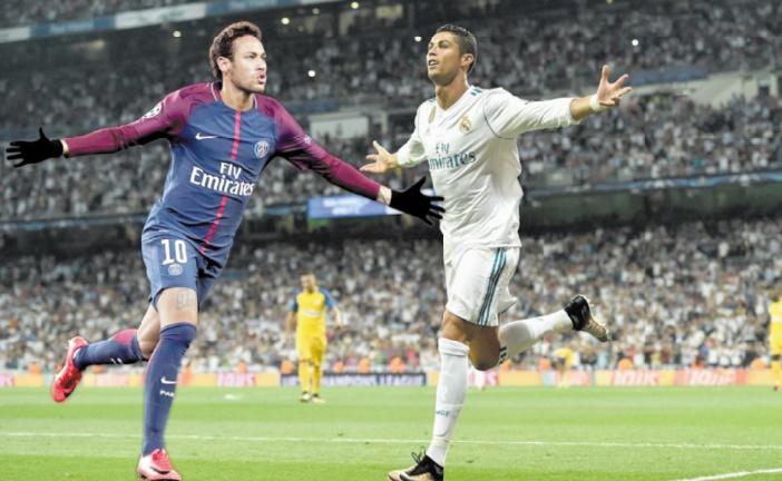 Real-PSG Questions pour la Ligue des champions