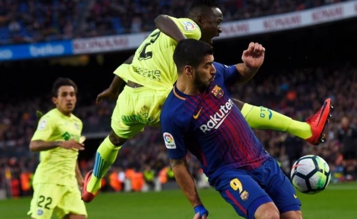 Deuxième nul d'affilée pour le Barça